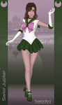 SailorXv3.07.02 - SailorJupiter by SailorXv3