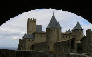 Carcassonne III by Azagh