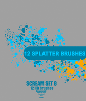 Scream the splatter ninth by Screamotizer