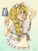 Owlsailor by CrypticInk