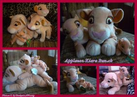 Applause Kiara Bunch by DoloAndElectrik