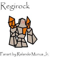 Regirock by DarkRoleX