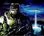 Master Chief by SoulRebel9