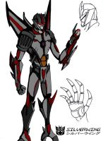 TFP Silverwing ref and colour guide by JacobDobson
