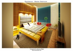 R2-Master Bedroom 3 by Semsa