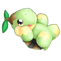 Turtwig by Clinkorz