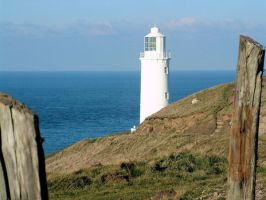 Trevose Light by SweeneyTed