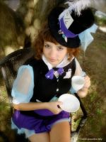 Hatter: Want some Tea? by dollphinwing