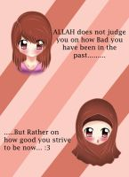 CHANGING ONE SELVES by khadijahmuslimah