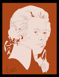 Mozart by Hellpark