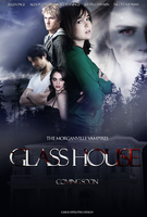 Glass House Poster by CarolEspilotro