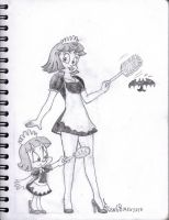 Maid  Duff by tolan68