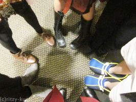 Bedford Mini-Con '11: Shoes by Ritzy-kun
