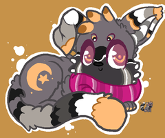 Lil Creature adopt auction W/ free icon (CLOSED) by Apriifox