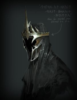 Witch King by MURCHIEMONSTER