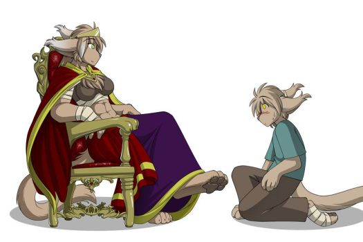 It's Good to be King by Twokinds