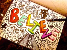 .Believe. by Venis-Ivy