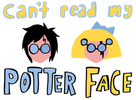 Potter Face Digital by i-am-nimbus