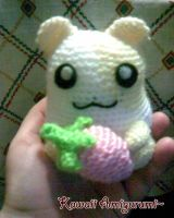 Hamster by Kawaii-Amigurumi