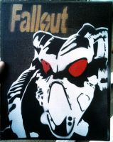 Fallout Canvas by TheDarb