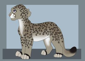 Saphire Ref by WingsandFeathers