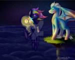 Contest Entry Piece 'I'll keep you company' by Shimmer-Strike
