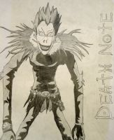 Ryuk by up-top
