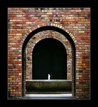 Brick Archway by assimilated