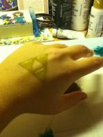 Triforce by Solokarrot