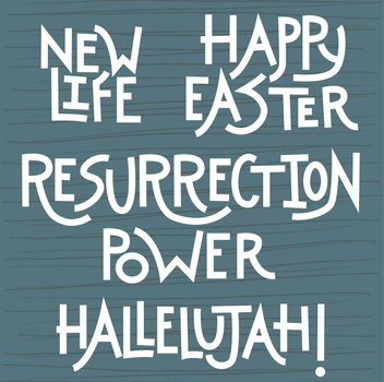 FREE - Easter Sayings 2 by Emberblue