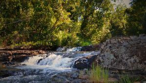 Small Falls by sparrowonline