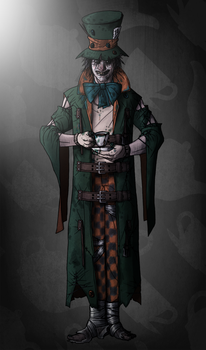 Madder Hatter Matter by Evelius