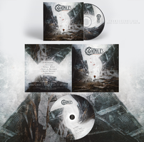 Anomalies - Resurgence - CD Jackets by Amok-Studio