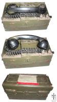 War Telephone by TheoGothStock