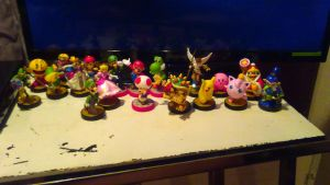 My Amiibo update by Tibby-san
