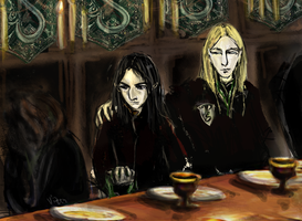 Welcome To Slytherin by Vizen