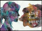 Live you dreams by Weird-Japanese