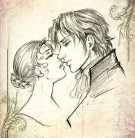 Oh Mr. Darcy... by ninjafaun