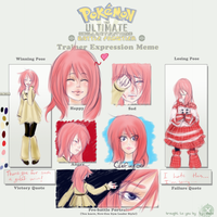Trainer Expressions Meme Kirra by Milady-Alluca