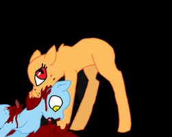 YOU ATE MY TACO YOU MUST DIE!*nom* base by hiimaturtle556