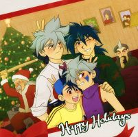 A TyKa Family Xmas by Glay