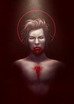 Blood Saint by LieutenantDeath