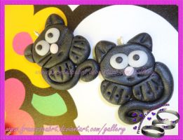 Cat Charms by FrancescaBrt