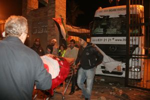 Aid convoy attacked Egypt 16 by ademmm