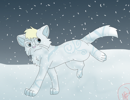 The Cold Never Bothered Me Anyways by nikkithedog3