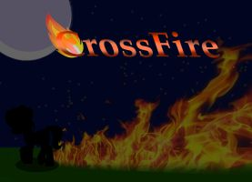 CrossFire Game Wallpaper by darksoma905