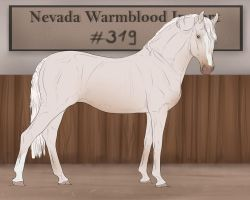 Nevada Warmblood 319 CLOSED by BRls-love-is-MY-Live