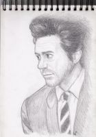- Robert Downey Jr. by NightMagican