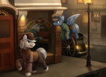 Steampunk 3 by Audrarius