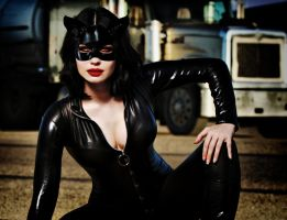 Catwoman by rahamulous
